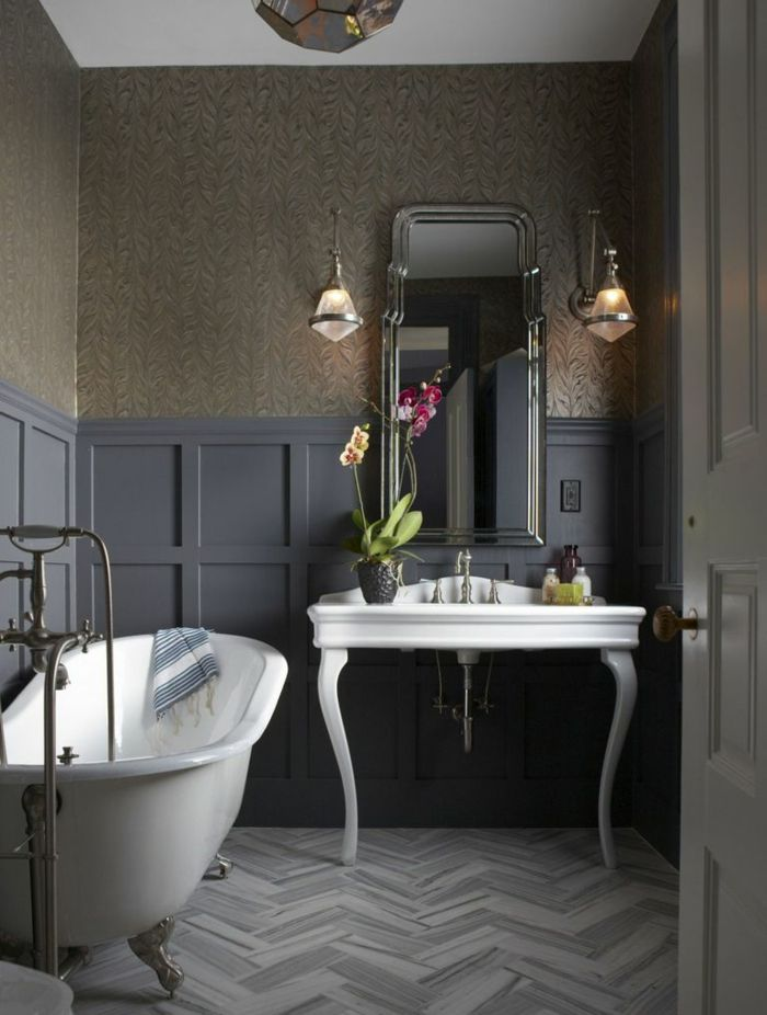 1001 + cuartos de baño de diseño según las últimas ...