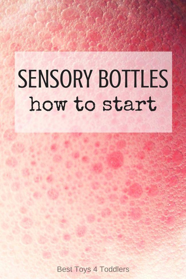 how to make a sensory table