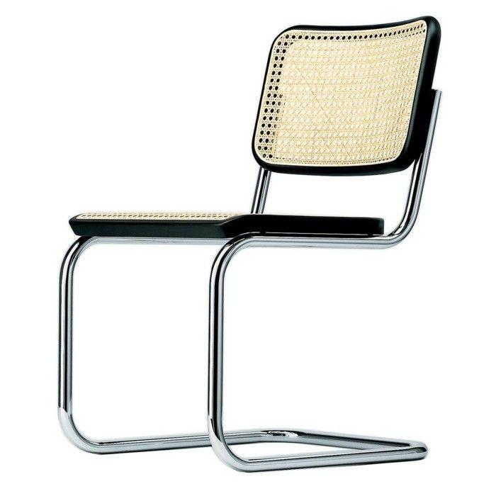 Stühle Designklassiker thonet stühle designklassiker stahlrohrmöbel freischwinger s32