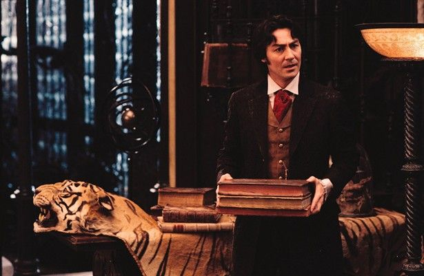 Master Gracey From Disneys The Haunted Mansion Carrying His Books Of Lies And Proving To Me That I Will Find A Disney Live Action Movies Movies Haunted Mansion