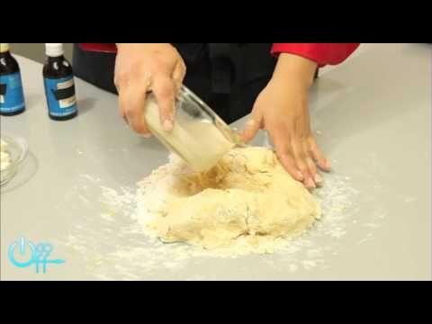 Pan de muerto casero y facil - YouTube