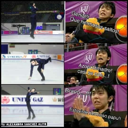 Yuri on Ice Memes Y Yaoi - Memes hasta que se me acaben+ Parte 97