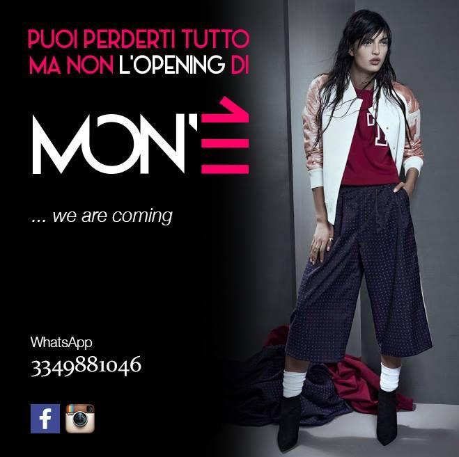 Quasi tutto pronto per l'opening... a breve la data di apertura Quali brand vorreste trovare da Mon'è Women Boutique?  #nextstop #Toritto #boutique #fashion #style #stylish #cool #look