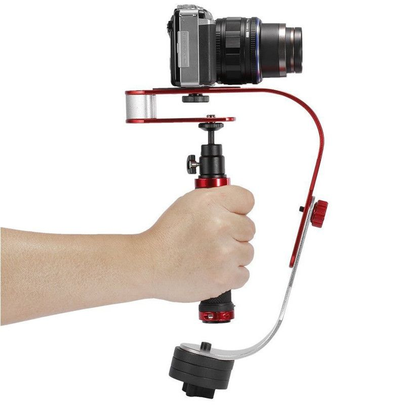 Handheld Video Stabilizer Steady cam for DSLR DV Digital Camcorder Camera Iphone