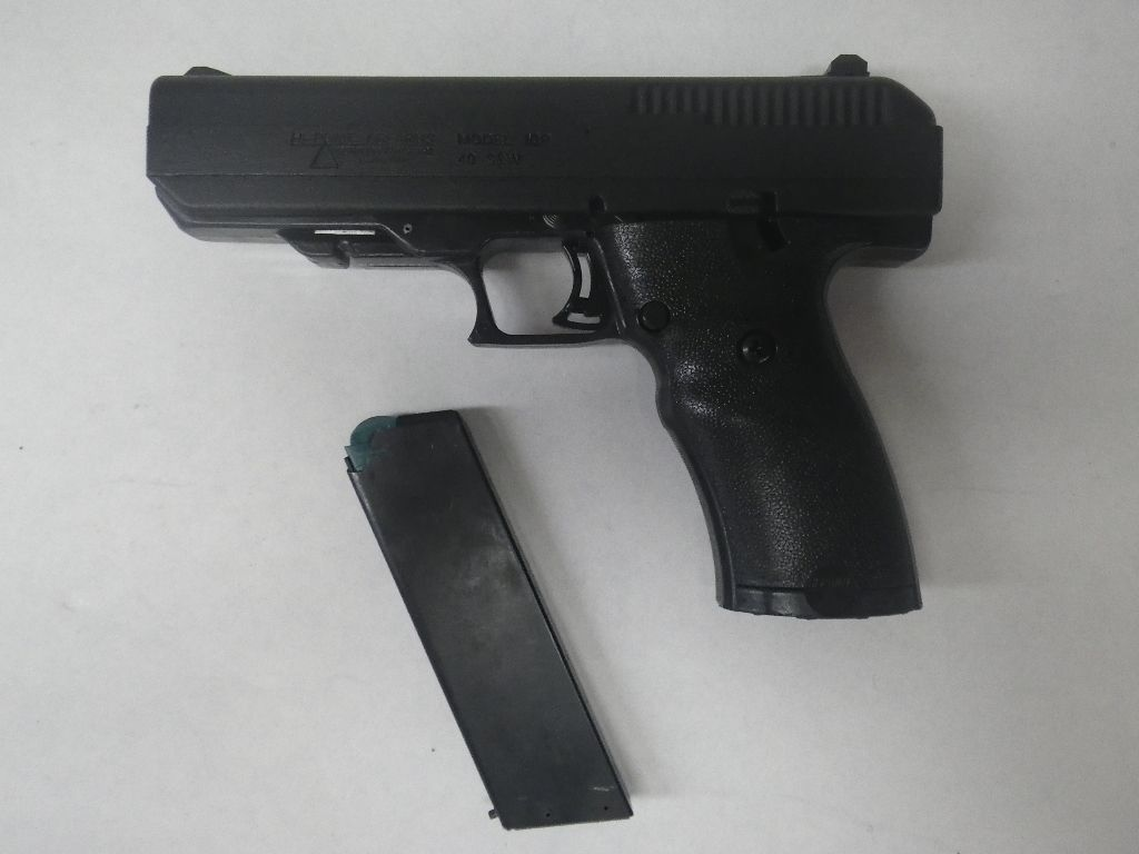 Iberia 7 round magazine for the hi-point jhp model handgun