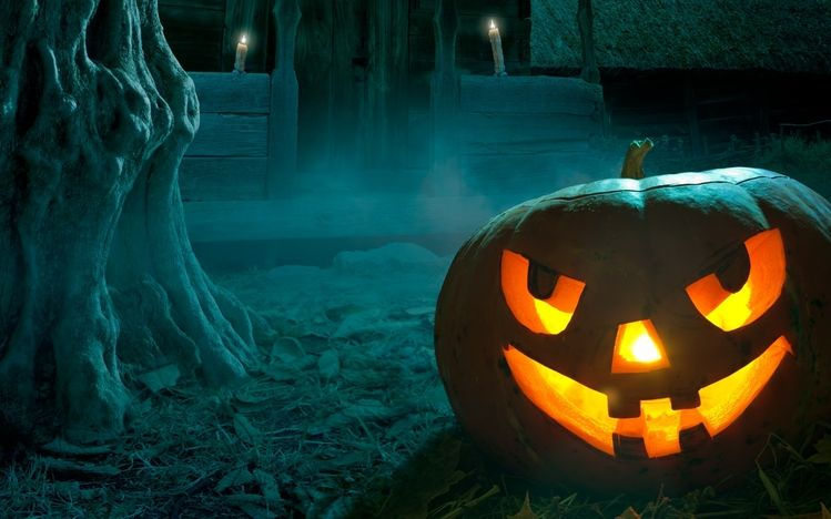 Free Windows 10 Theme Halloween Http Themepack Me Theme Halloween Halloween Halloween Wallpaper Backgrounds Scary Halloween Music Halloween Pictures
