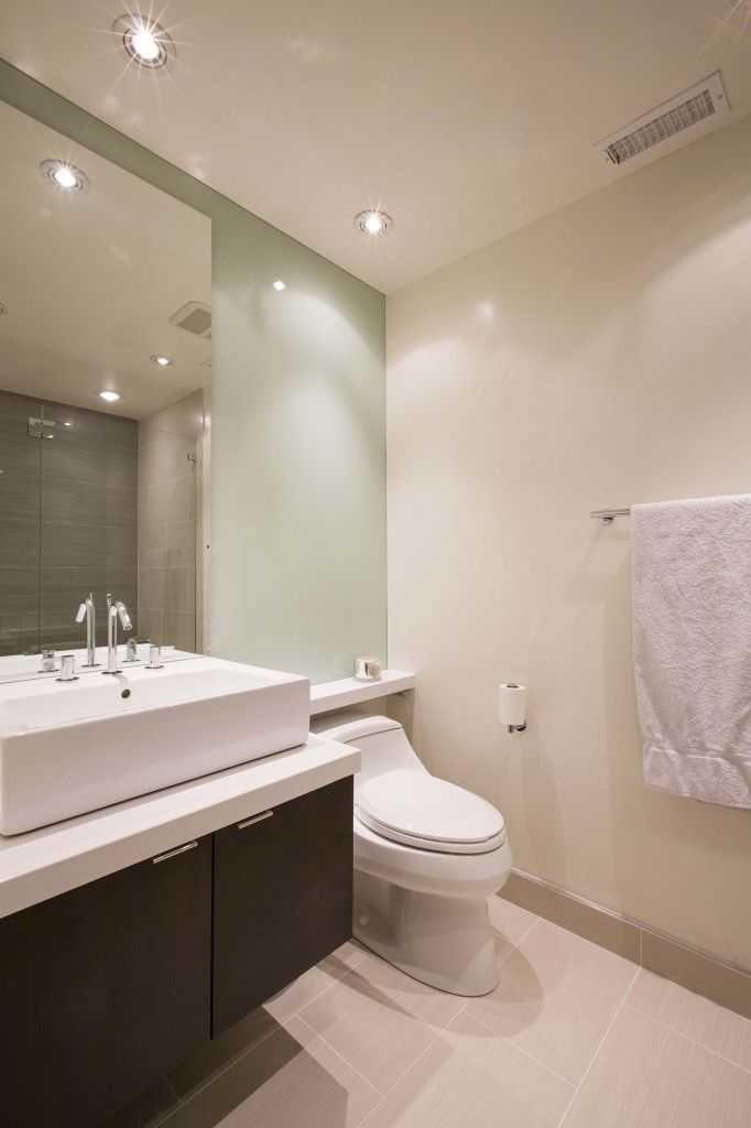 Home Renovation Results In Stunning Modern Interior Design By Forma Design Bathroom Recessed Lighting Best Bathroom Lighting Bathroom Renovations