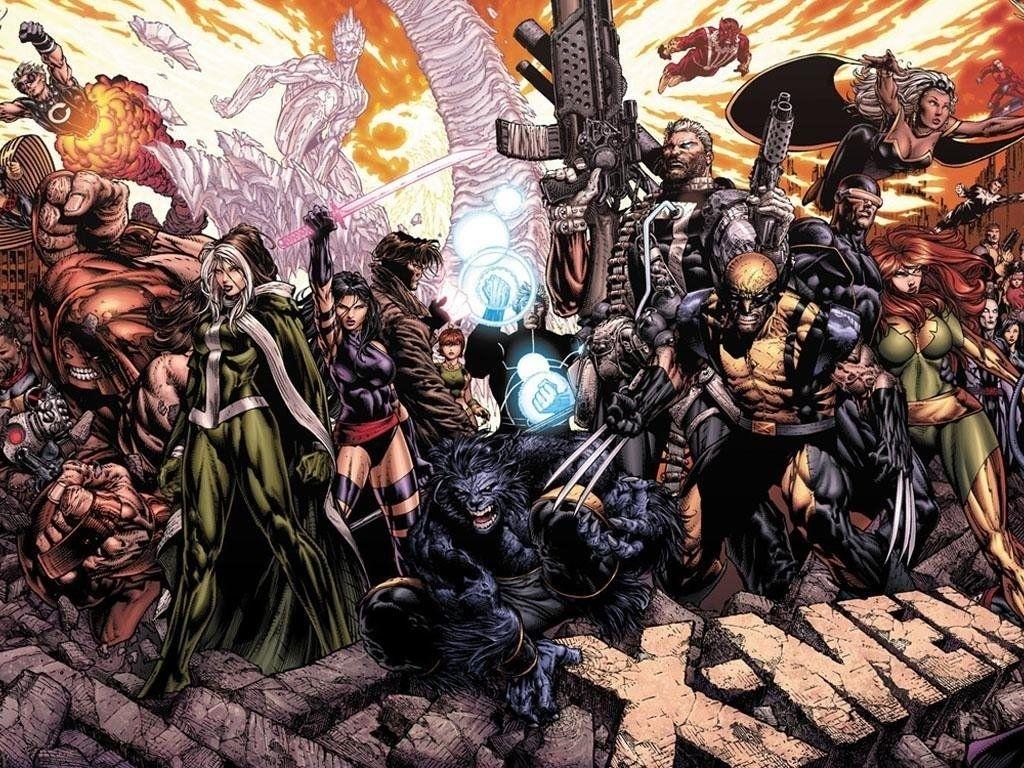 10 Most Popular X Men Wallpapers Full Hd 1080p For Pc Desktop X Men Comics Man Wallpaper