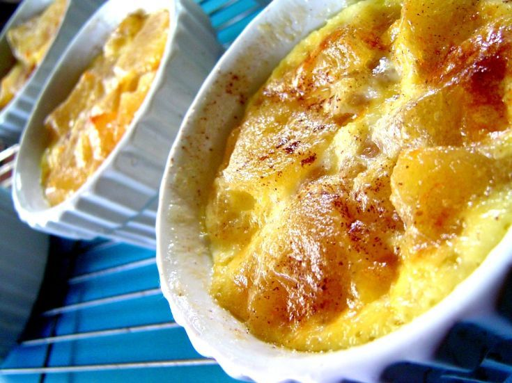 Jablkové suflé