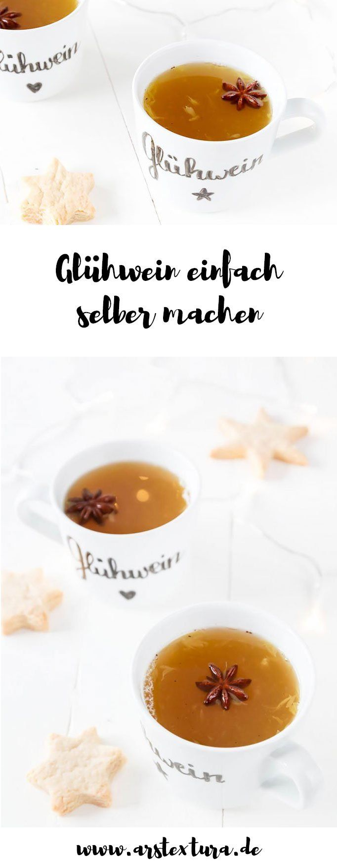 3 wei er gl hwein einfach selbstgemacht x mas pinterest weisser gl hwein rezept wei er. Black Bedroom Furniture Sets. Home Design Ideas
