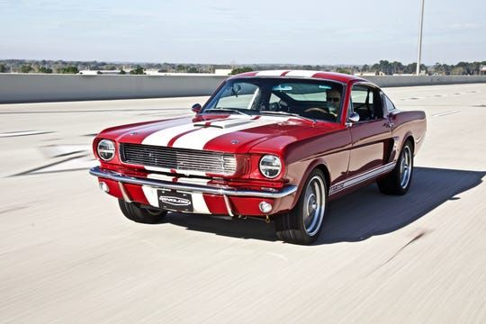 Florida company building brand-new classic Mustangs with modern features