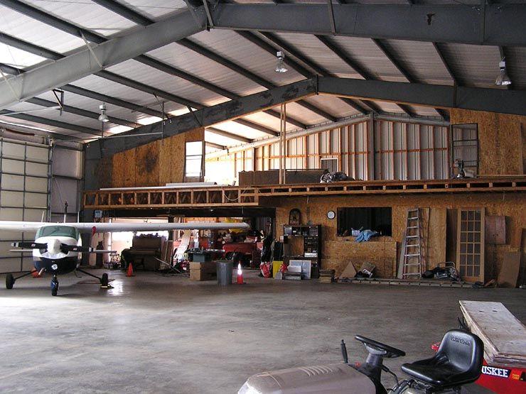 North Texas Hangars For Sale.