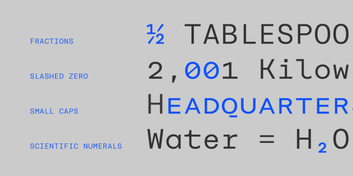 Rational TW - Webfont & Desktop font « MyFonts