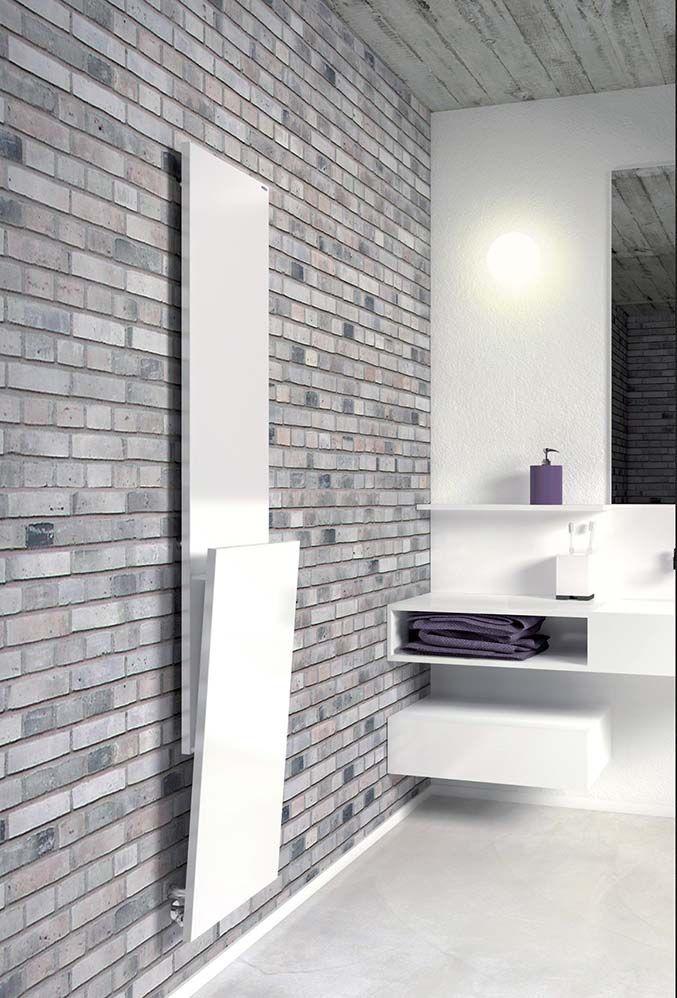 10 salles de bains minimalistes et fonctionnelles chauffe serviettechauffageintrieur - Chauffe Serviette Salle De Bain