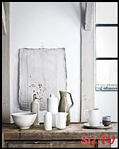 STYLING A SILENT WORLD WITH CERAMICS STYLING A SILENT WORLD WITH CERAMICS