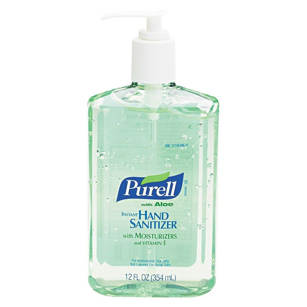 Purell Unscented Hand Sanitizer Hand Sanitizer Lotion Hand Hygiene