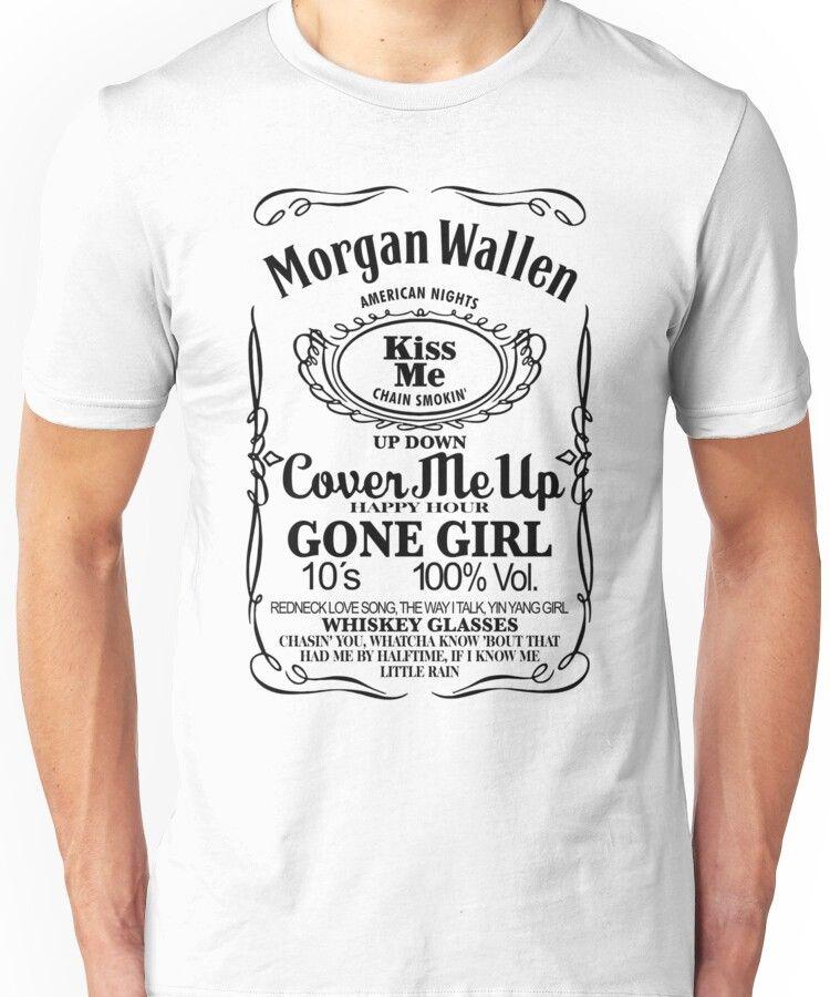 Morgan Wallen T Shirt By Spencer Cunha Country Shirts T Shirt Classic T Shirts