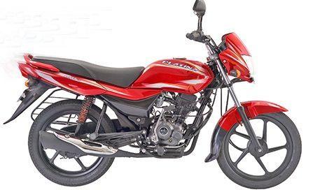 New Bajaj Platina 100es Fuel Efficient Cool Bikes Bike India