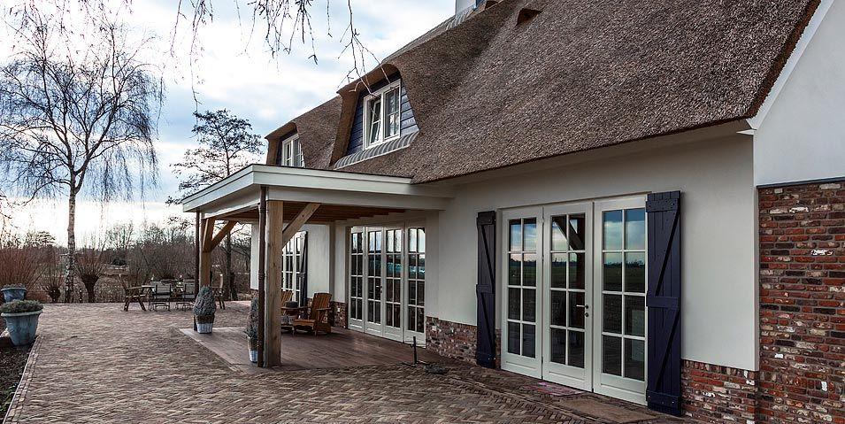 Houten keuken piet boon landelijke keuken houten for Inrichting landelijk modern