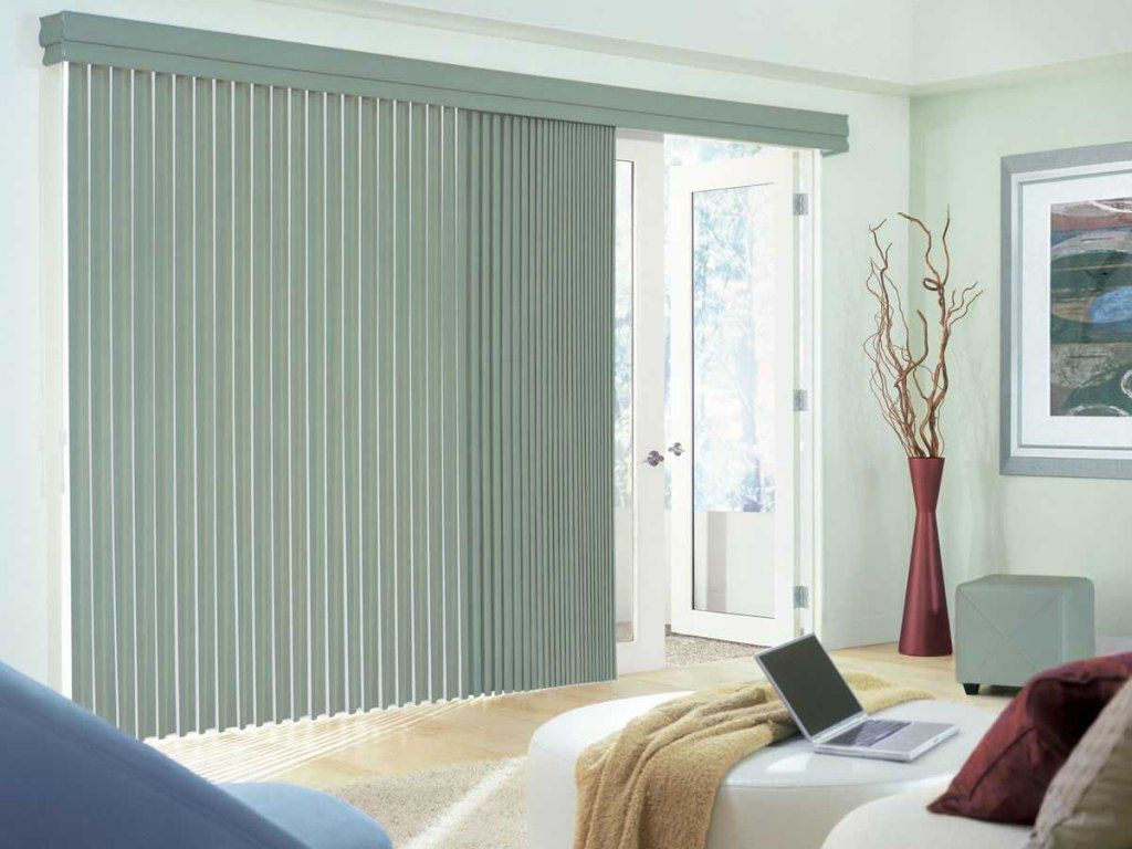 Furniture Modern Grey Blinds Curtain For Sliding Door Gl Doors Home Depot