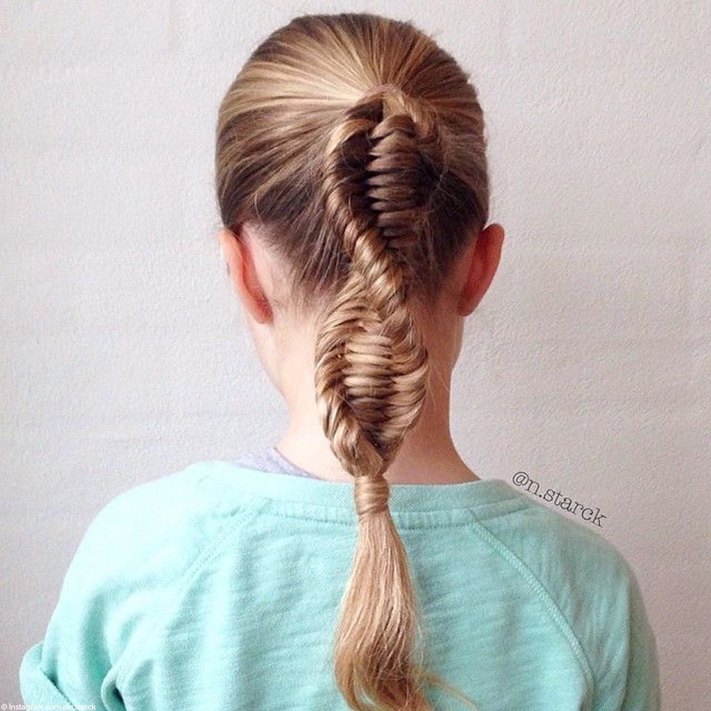 Tresse adn comment faire une tresse adn ou dna braid - Comment faire une tresse ...