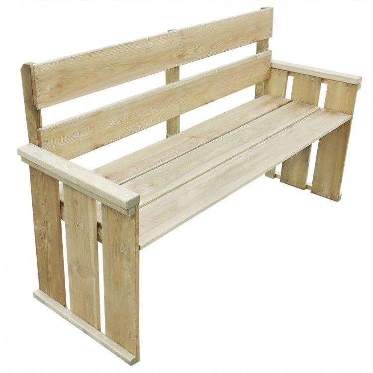 Icymi Garden Bench Cheap Wooden Furniture Outdoor 3 400 x 300