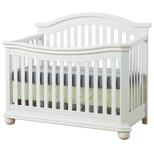 Sorelle Vista Elite Convertible 4-1 Crib - White - Sorelle - Babies ...
