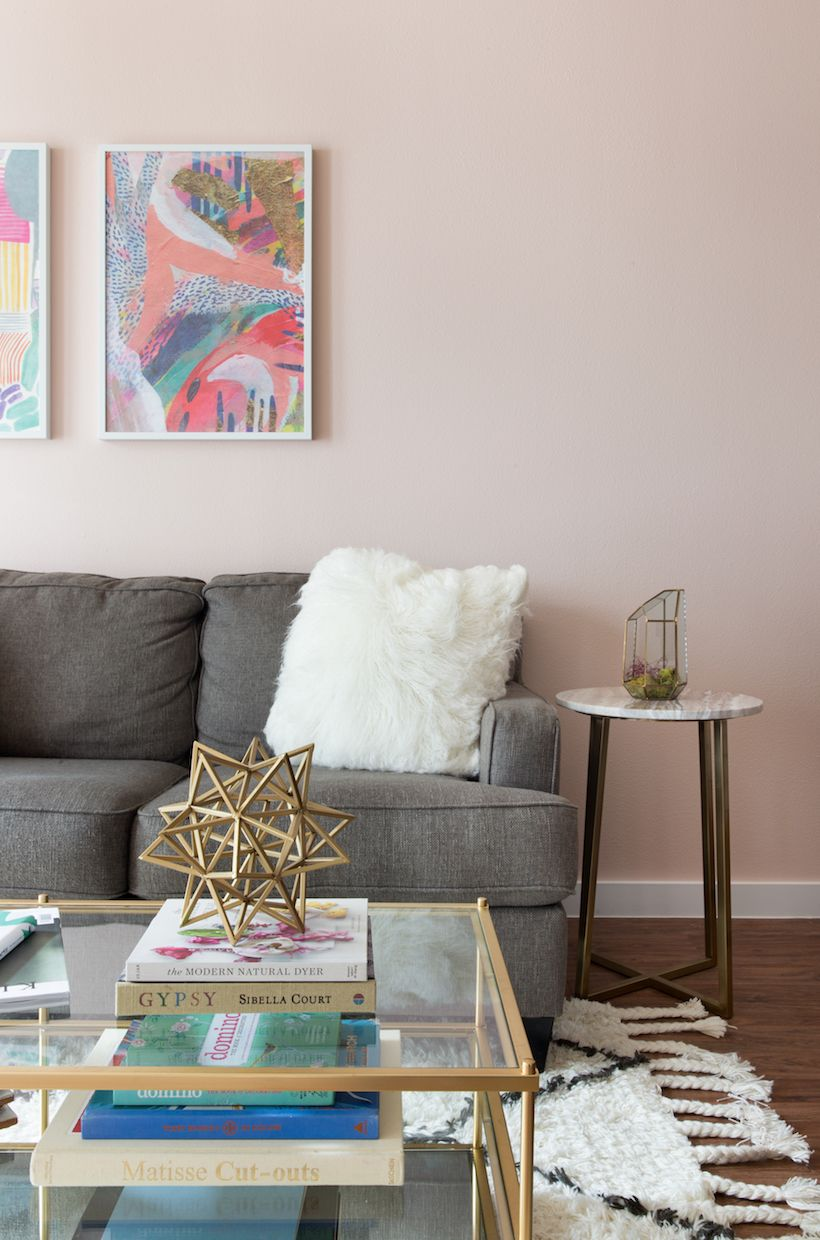 Best Are Blush And Gray The New Neutrals Blush Grey Living 640 x 480