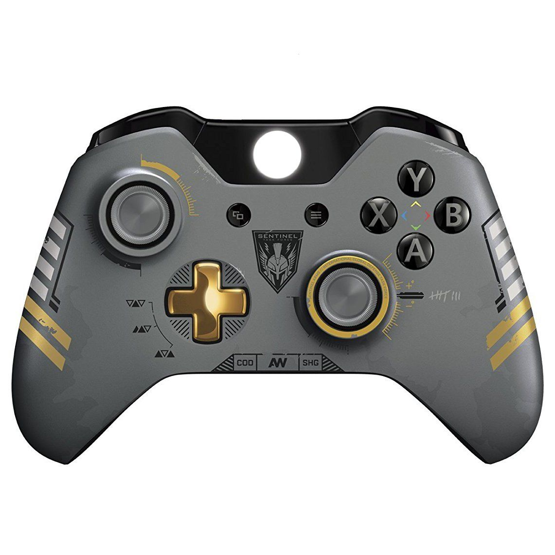 Feature Compatible With Xbox One Xbox One S And Windows 10 Includes Bluetooth Technology For Gaming On Win Xbox One Controller Xbox Accessories Call Of Duty