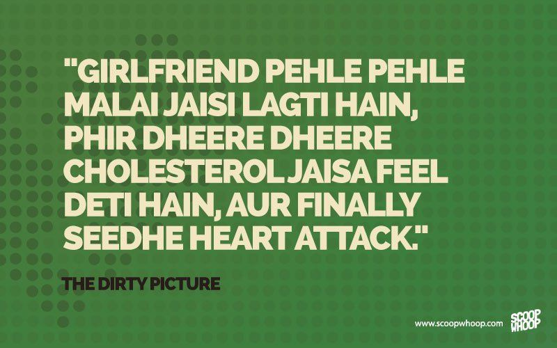 bollywood dialogues your harami friend uses to console you