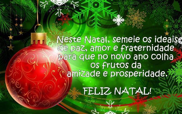 Mensagens De Natal 2016 E Frases Para Facebook Natal