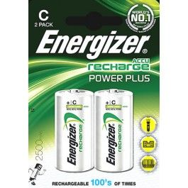 Buy Energizer D Size 2500 Mah Rechargeable Batteries Pack Of 2 For 7 99 Positiverecharge Co Uk Energizer Rechargeable Batteries Nimh