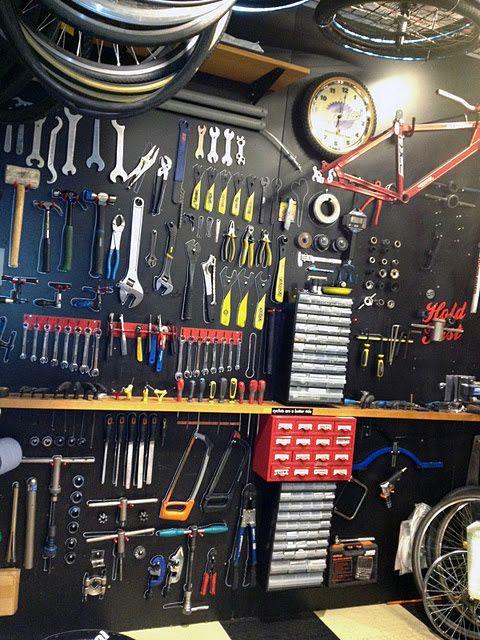 Diy Pegboard Hooks Diy Pegboard Tool Storage Diy Pegboard Garage Diy Pegboard Tool Holder Diy Pegboard Ideas Craft Sto Garage Bike Garage Tools Garage Workshop