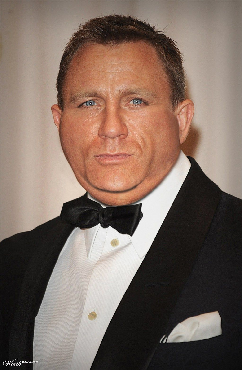 Fat James Bond