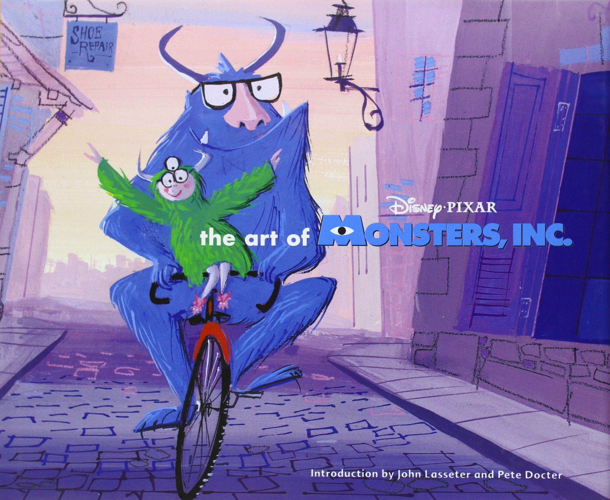 The Art Of Monster, Inc: Amazon.es: Chronicle Books, Pete