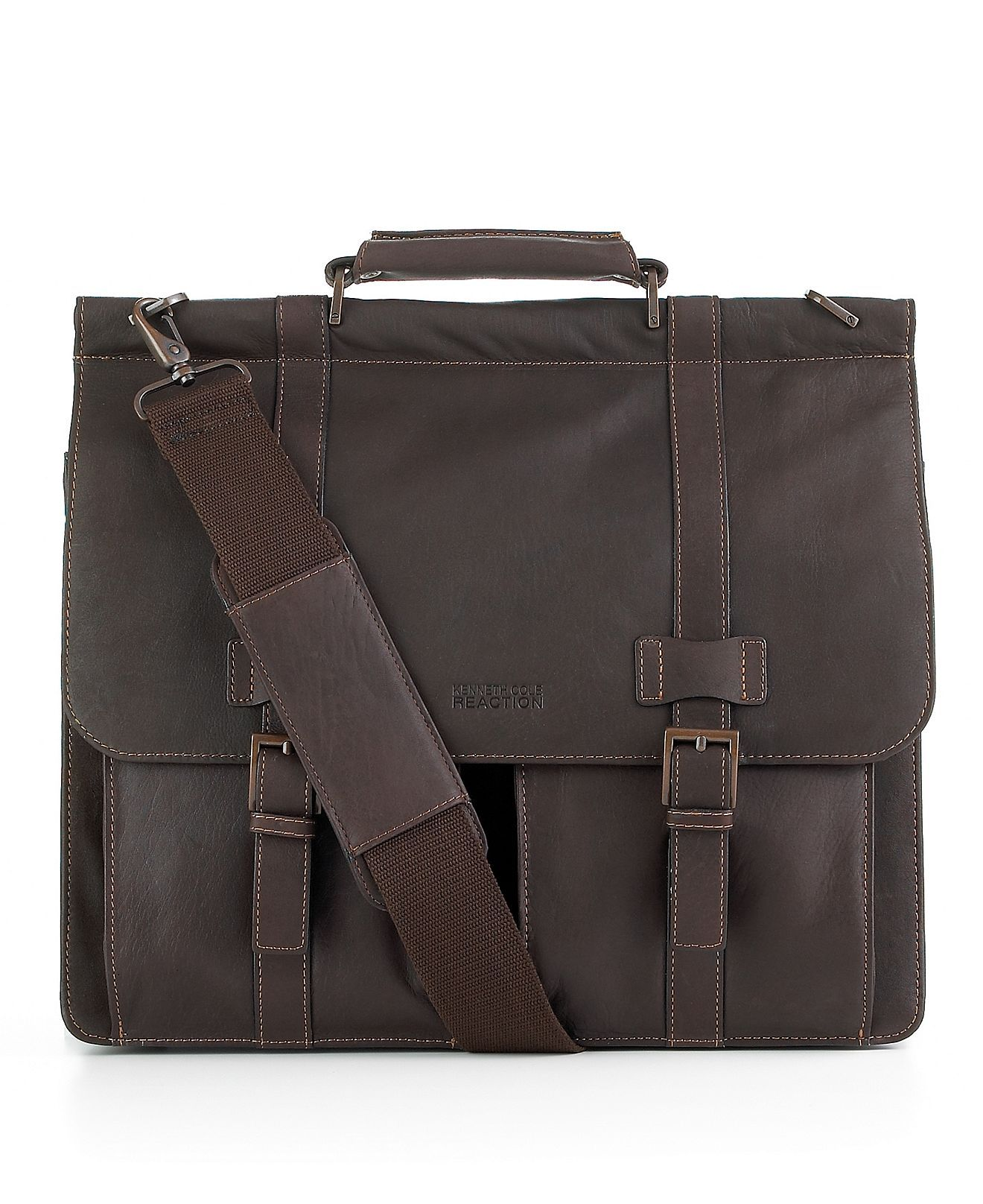 Kenneth Cole Reaction Briefcase, Columbia Dowl Rod Double Gusset Portfolio  - Mens Men s Bags   Backpacks - Macy s 52b22f9920