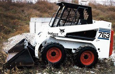 Bobcat 763 763H G Series Skid Steer Loader Service Repair Manual Free Shipping!
