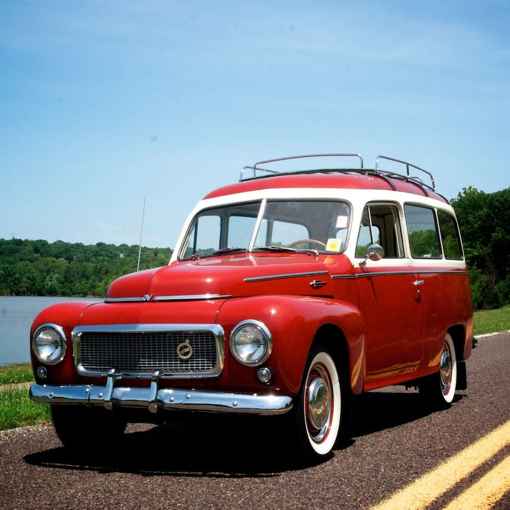 Volvo PV445: All Information About The Generation
