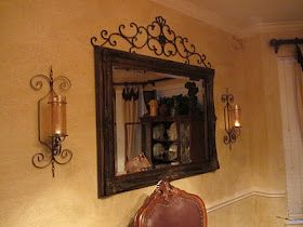 Embellishments By Slr Old World Tuscan Dining Room Tuscan Dining Rooms Tuscan Decorating Decor