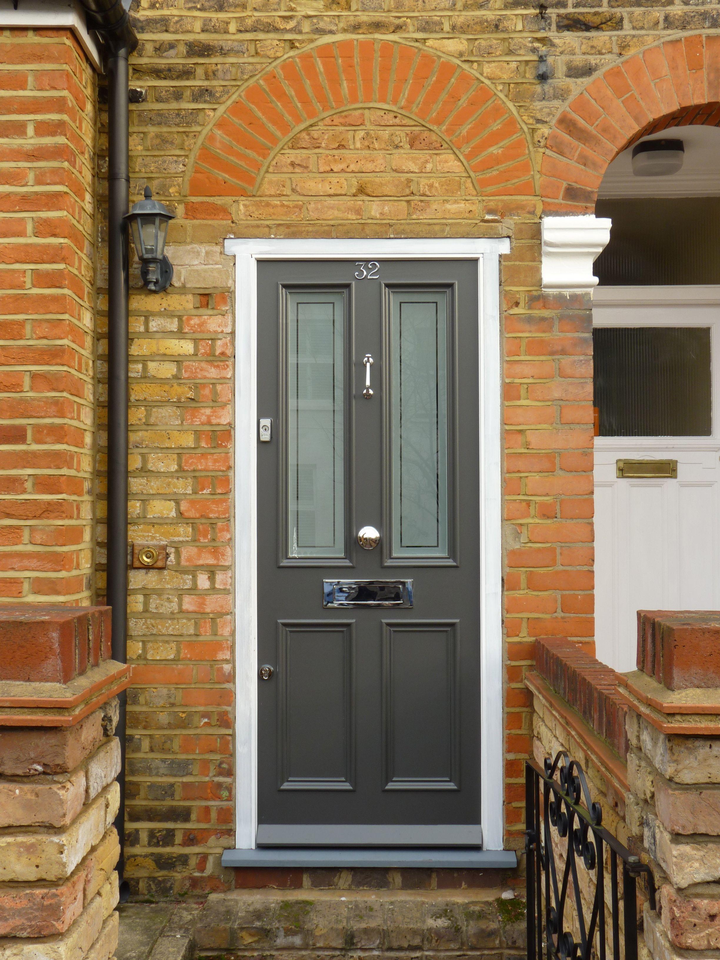 The London Door Company Wimbledon, London - LDC Dark Grey ...