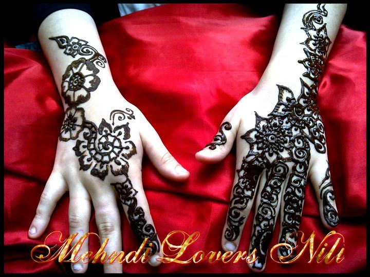 Mehndi Quotes For Wedding : Arabic bridal mehndi designs for hands trending styles