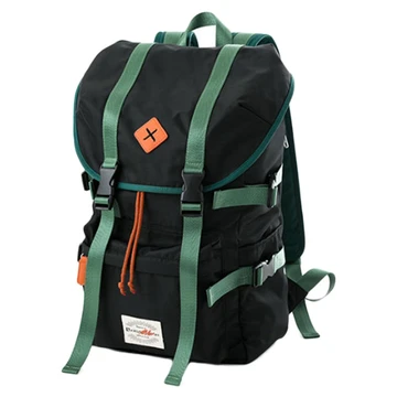 My Hero Academia Backpack Bakugou Katsuki Rucksack Waterproof Bookbag Travel Bag