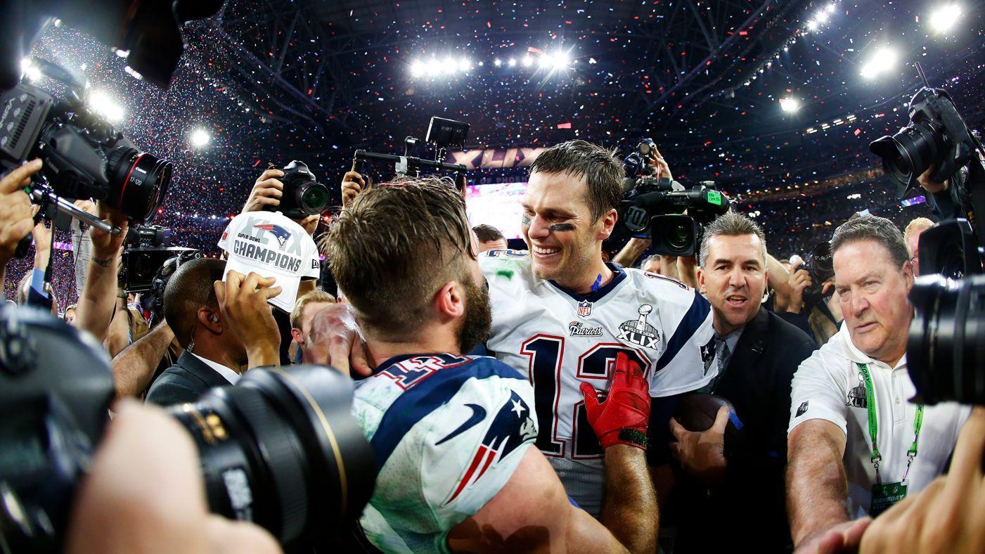 The New England Patriots America's Team New england
