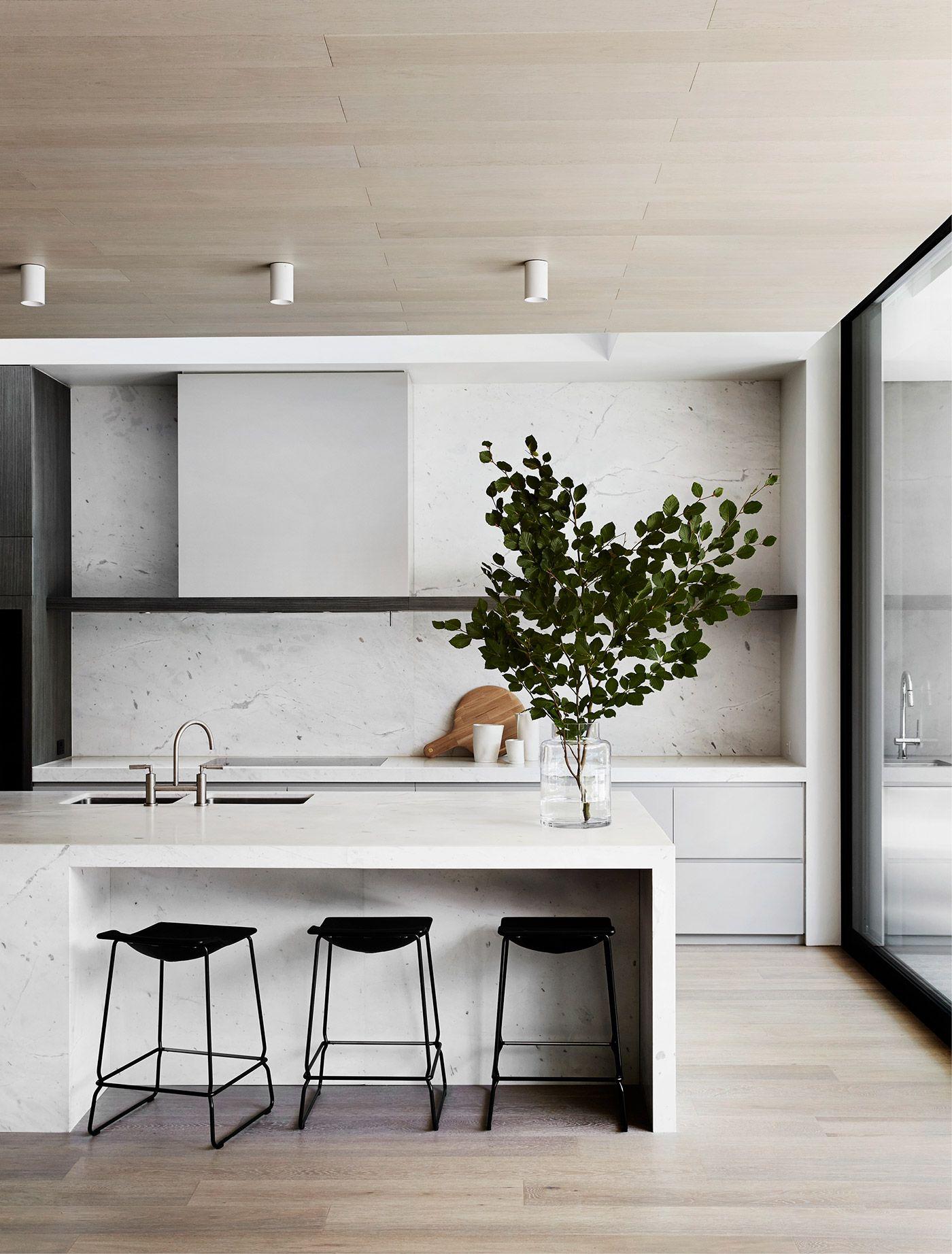 modern kitchen black and white. modern kitchen, sleek minimal black and white scandinavian kitchen e