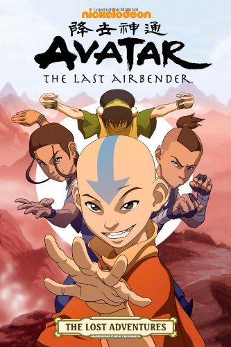 Avatar The Last Airbender The Lost Adventures Library User Group Con Imagenes Avatar El Ultimo Maestro Aire