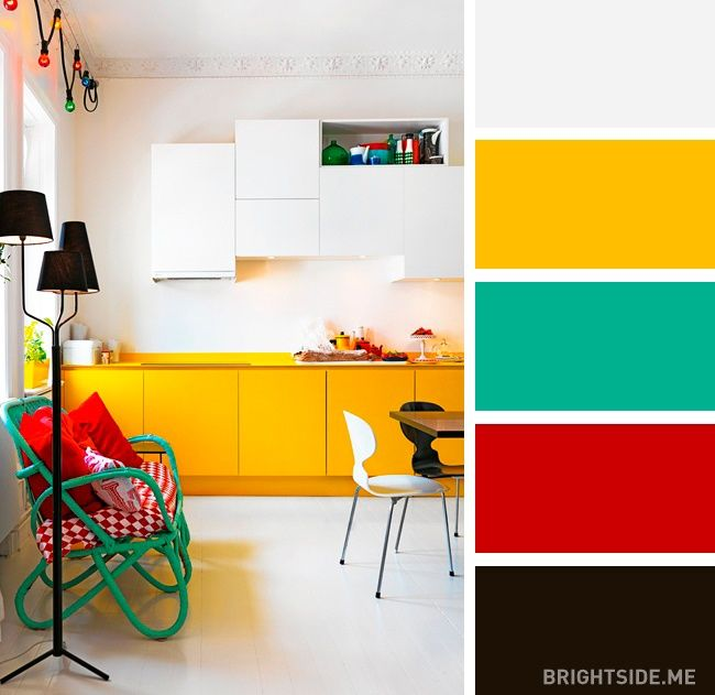 A handy little guide for future stars of interior design