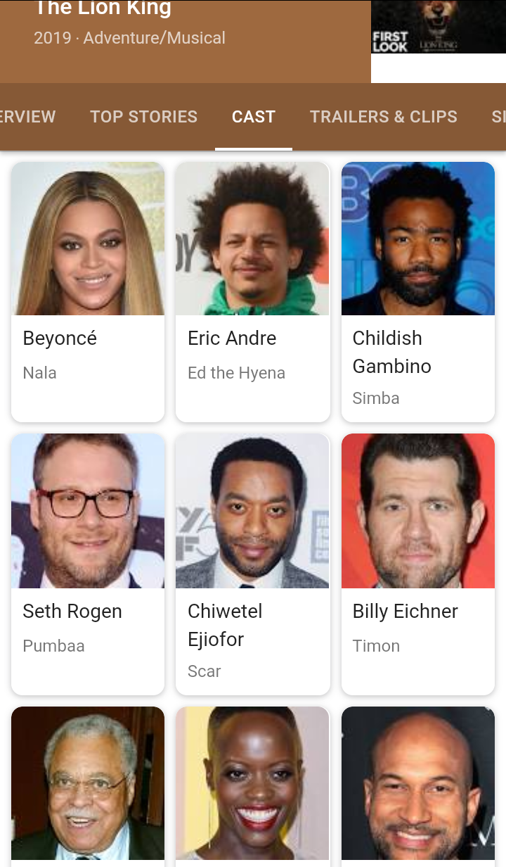 The Lion King 2019 Eric Andre
