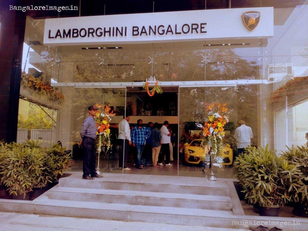 Lamborghini Showroom In Bangalore Lamborghini Lamborghini