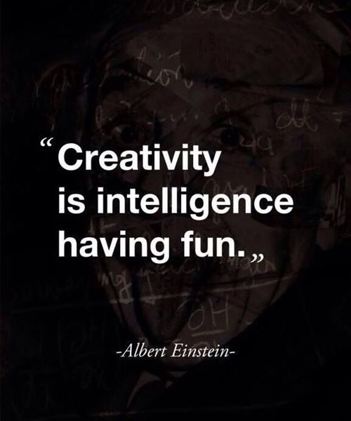 Life Quotes By Famous Authors Classy Creativity And Intelligence  Wisdom Quotealbert Einstein