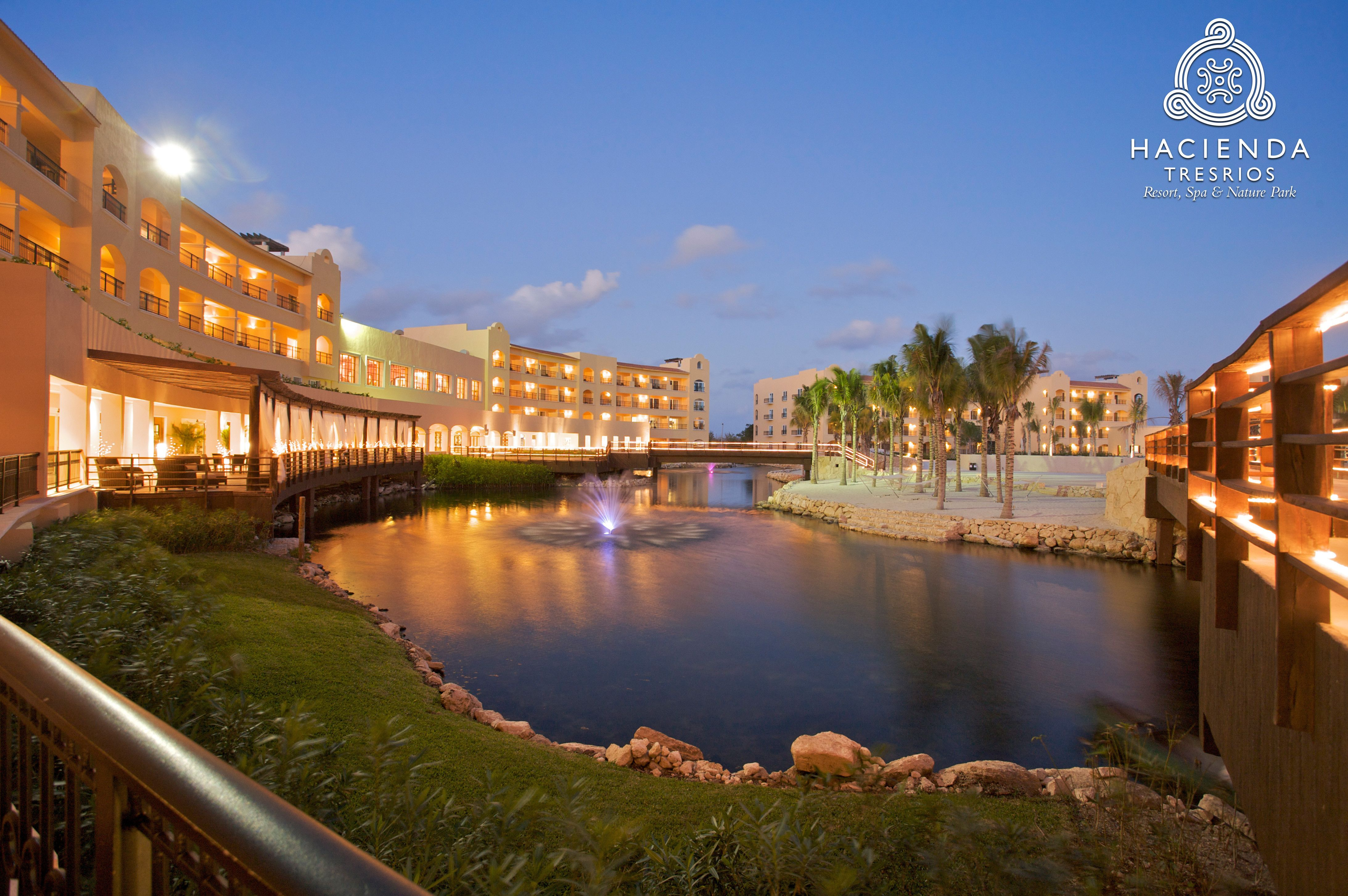 Hacienda Trio Rios Cancun Mexico Resorts Best Resorts Cancun